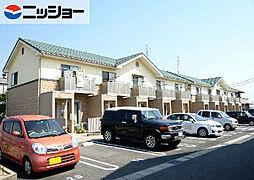 [タウンハウス] 愛知県弥富市三百島1丁目 の賃貸【/】の外観