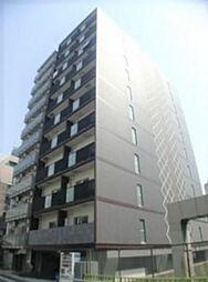 東京都中央区八丁堀3丁目の賃貸マンションの外観