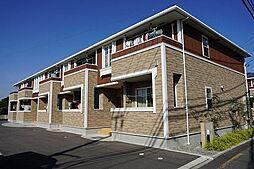 徳島県徳島市中島田町4の賃貸アパートの外観