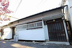 [テラスハウス] 大阪府吹田市山田市場 の賃貸【/】の外観