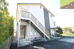 ラフティア[1階]の外観