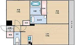桜川駅 12.4万円