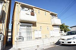 フォルトゥーナA[2階]の外観