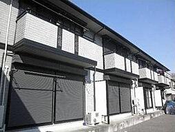 ポプリハイツE棟[2階]の外観