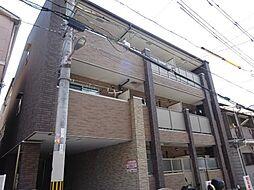 ラカーサ西加賀屋[103号室]の外観
