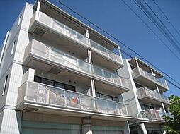 リッツ岡本[4階]の外観