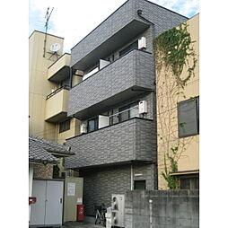 京都府京都市山科区勧修寺東出町の賃貸アパートの外観