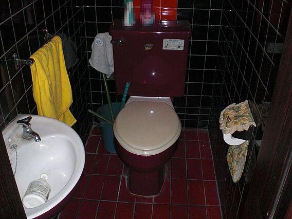 トイレ内に手洗...