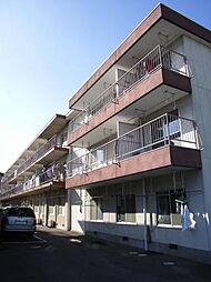 宮城県仙台市青葉区中江2丁目の賃貸マンションの外観