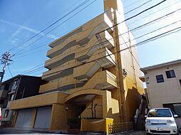 愛知県名古屋市中村区香取町1の賃貸マンションの外観
