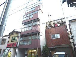 ベルエール中川東[2階]の外観