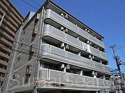 三国ヶ丘ピア[4階]の外観