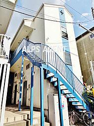 横浜市営地下鉄ブルーライン 片倉町駅 徒歩13分の賃貸アパート