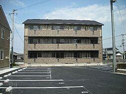 レジデンスTamaya A棟[2階]の外観