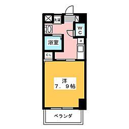 サン・名駅南ビル[9階]の間取り