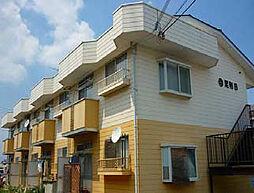 滋賀県栗東市上鈎の賃貸アパートの外観