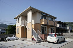 シャーメゾン千塚パーク[2階]の外観