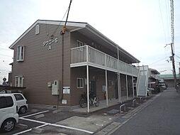タウニーSA[203号室]の外観