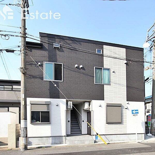 ao(アオ)[2階]の外観