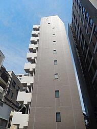 エスコート東大前[8階]の外観