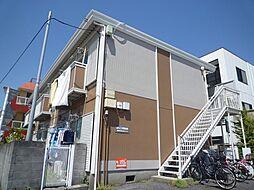 メゾン横山台[202号室]の外観