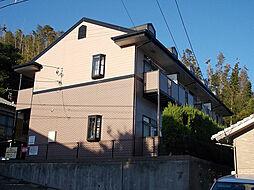 カ−サ・ソレア−ド[2階]の外観