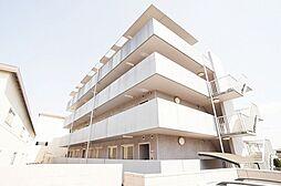 群馬県高崎市大八木町の賃貸マンションの外観