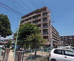 京都府宇治市莵道の賃貸マンションの外観