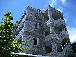 グランドール壱番館[4階]の外観