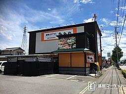愛知県岡崎市薮田1丁目の賃貸アパートの外観