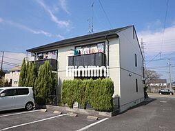 ヴィヴレ平井[2階]の外観