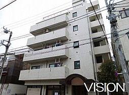 セブンスターマンション三ノ輪[1階]の外観