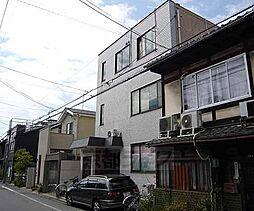京都府京都市下京区北町の賃貸マンションの外観