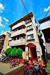 プレアール西加賀屋[3階]の外観