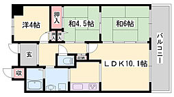 英賀保駅 6.8万円
