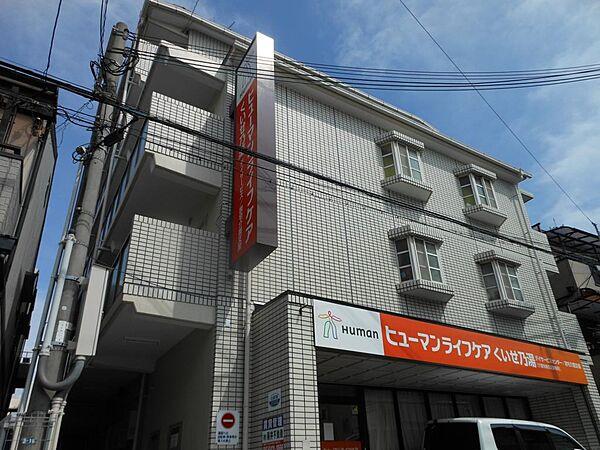 兵庫県尼崎市杭瀬本町2丁目の賃貸マンション