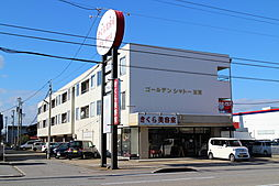 ゴールデンシャトー加賀[306号室]の外観