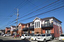 宮崎県宮崎市月見ケ丘5丁目の賃貸アパートの外観