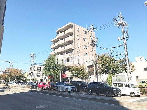 トミー寺崎[5階]の外観