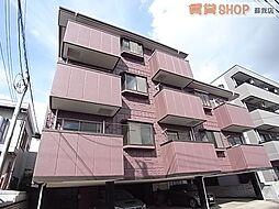 千葉県千葉市中央区稲荷町3丁目の賃貸マンションの外観