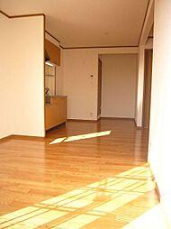 カロンA[2階]の外観