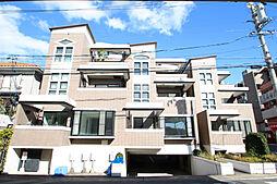 カーサ小井堀[1階]の外観