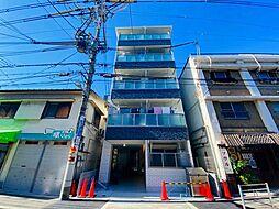 JR阪和線 我孫子町駅 徒歩1分の賃貸マンション