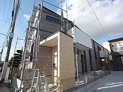 兵庫県明石市大蔵本町の賃貸アパートの外観