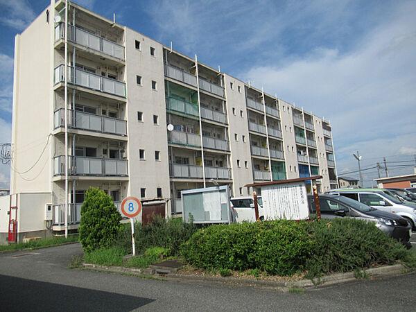 兵庫県小野市粟生町の賃貸マンションの外観
