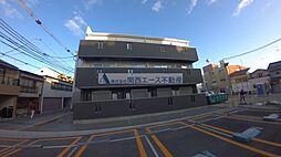 大阪府大阪市生野区舎利寺3丁目の賃貸アパートの外観