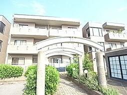 松戸ハイツA[3階]の外観