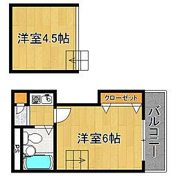 松田町駅 3.5万円
