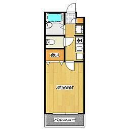 Casa di Parco[1階]の間取り