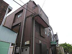 三笠ハイツ[101号室]の外観